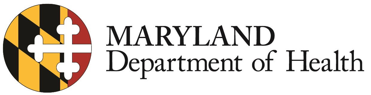 Maryland's Department of Health and Mental Hygiene Logo