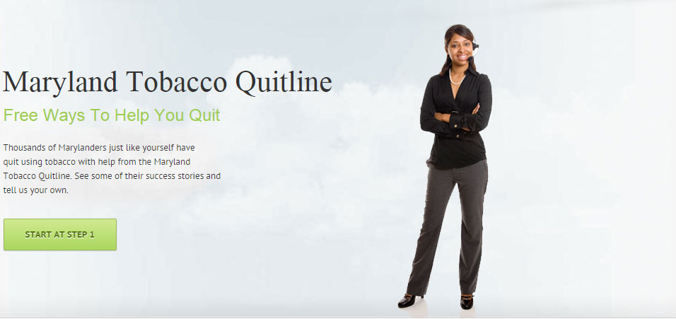 Maryland Tobacco Quitline